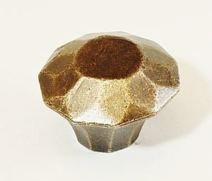 Faceted Knob (Large)