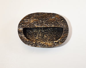 Bark Flush Mount Pull
