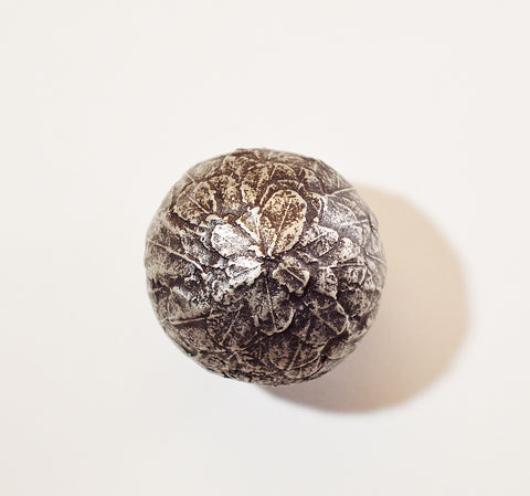 Leaves Ball Knob