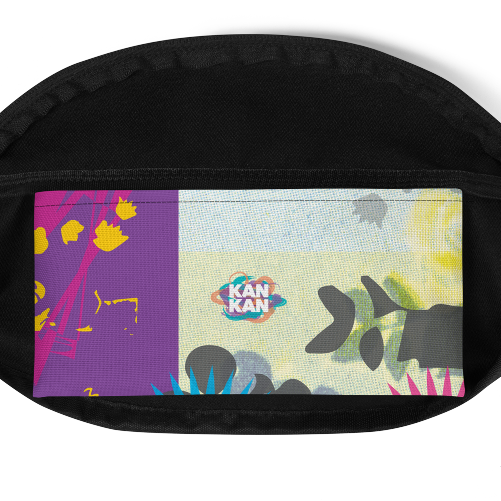 CMYK Fruit Hip Pack