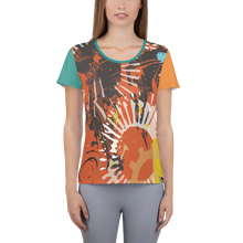 Load image into Gallery viewer, Momentum Women's Athletic Shirt