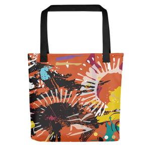"Open image in slideshow, Momentum Art 15"" Tote Bag"
