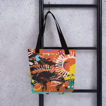 Load image into Gallery viewer, Momentum 2-Sided Tote Bag