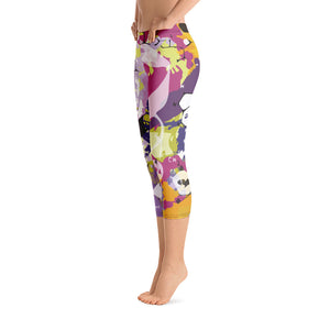DNA Capri Leggings