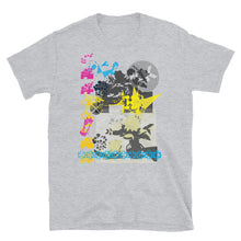 Load image into Gallery viewer, CMYK Still Life Unisex T-Shirt