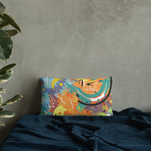 Load image into Gallery viewer, Sequence Premium Art Pillow