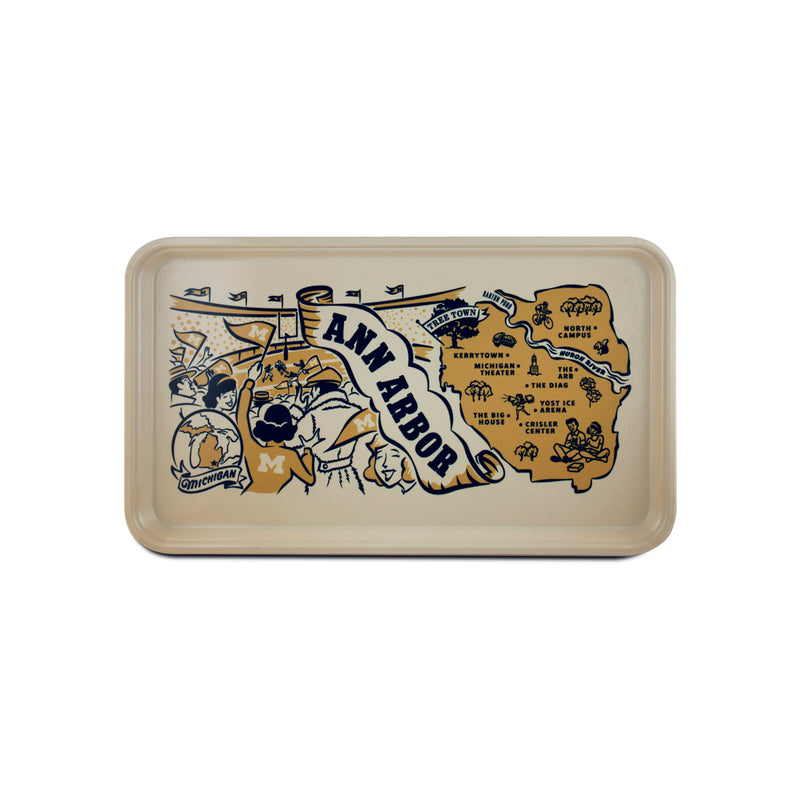 Ann Arbor Serving Tray