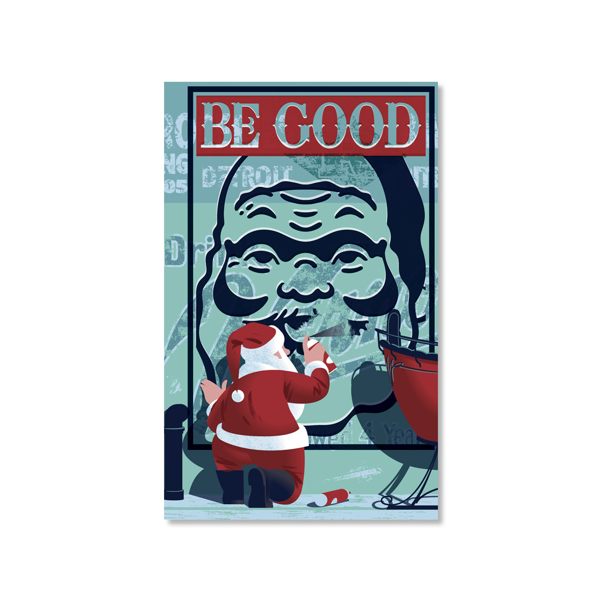Be Good Cards