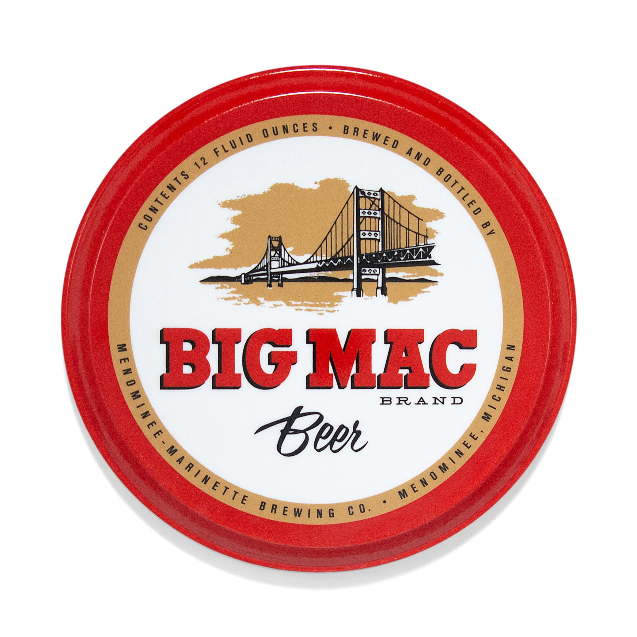 Big Mac Beer Serving Tray