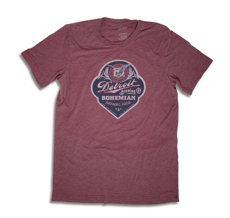 Detroit Brewing Company T-Shirt