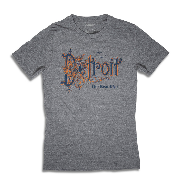 Detroit the Beautiful T-Shirt