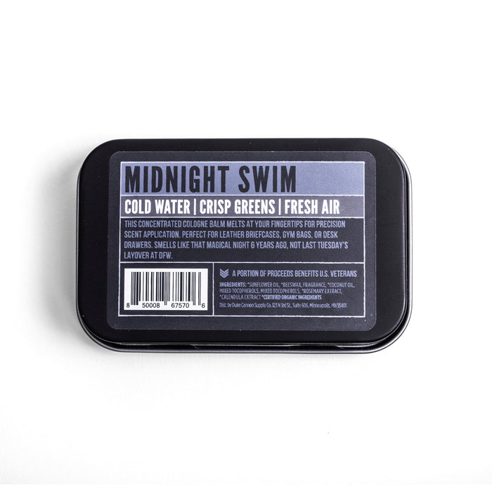 Solid Cologne - Midnight Swim