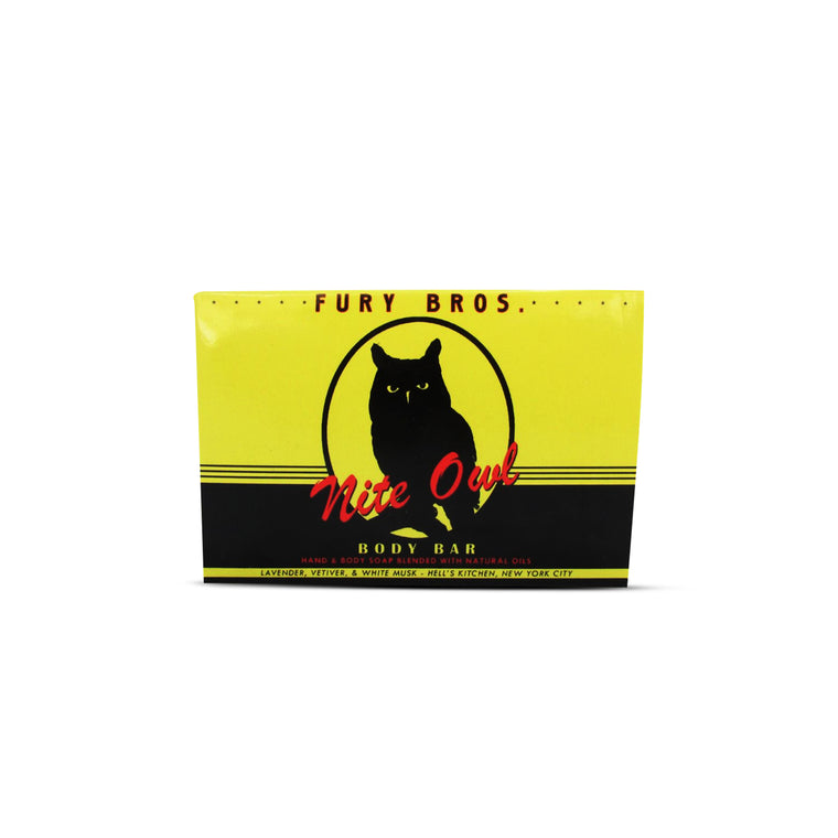 Fury Bros. Nite Owl Body Bar