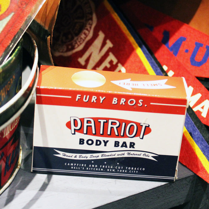 Patriot Body Bar