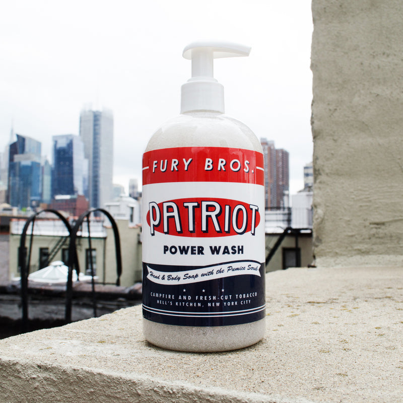 Fury Bros. Patriot Power Wash
