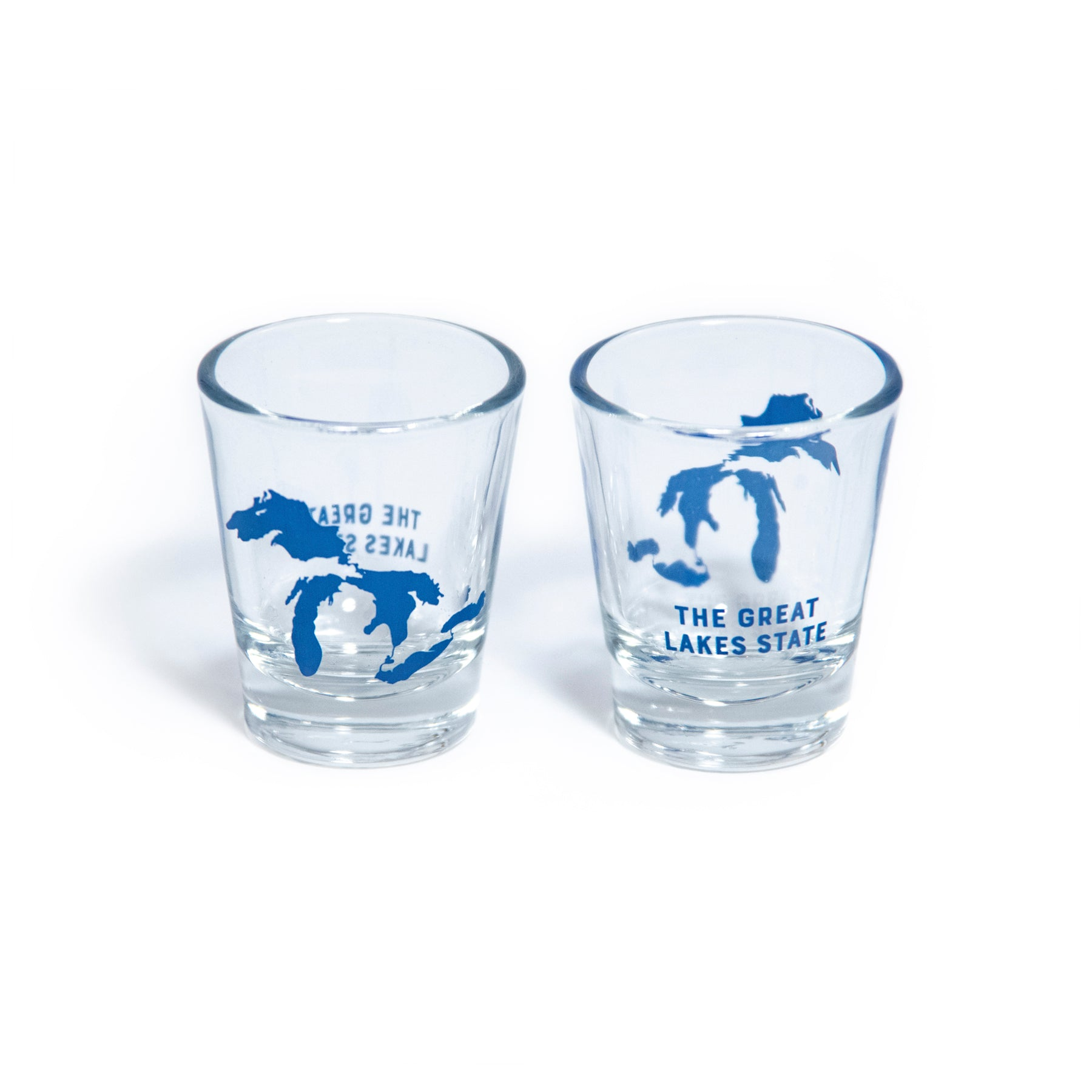 Great Lakes Shot Glass