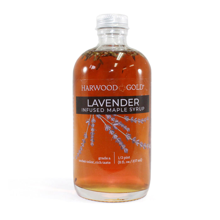 Harwood Gold Infused Maple Syrups