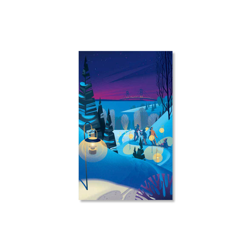 Lantern Trail Holiday Cards