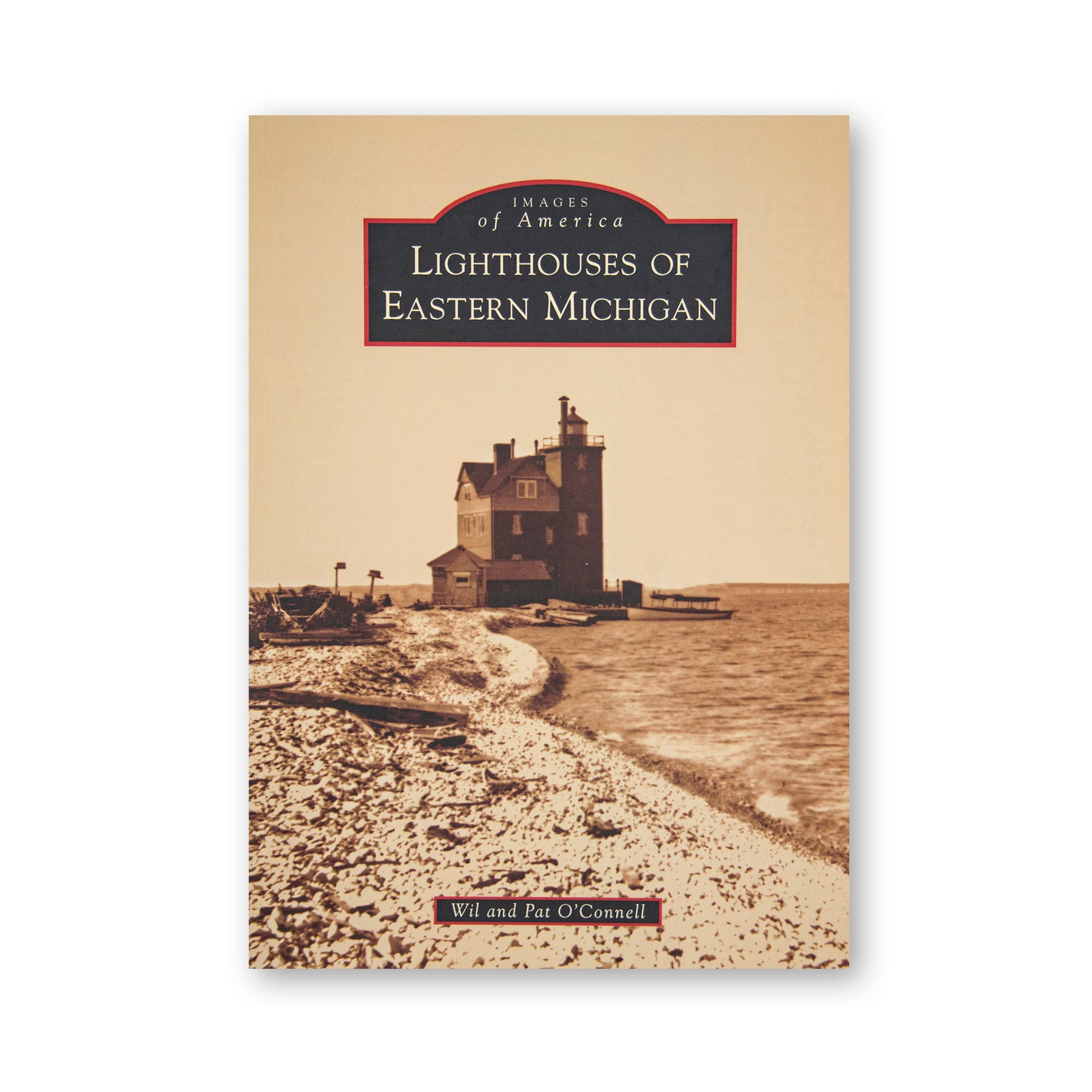 Lighthouses of Eastern Michigan Book
