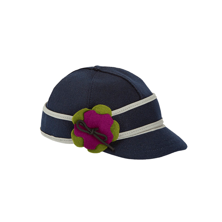 Lil' Kromer Petal Pusher Cap - Navy