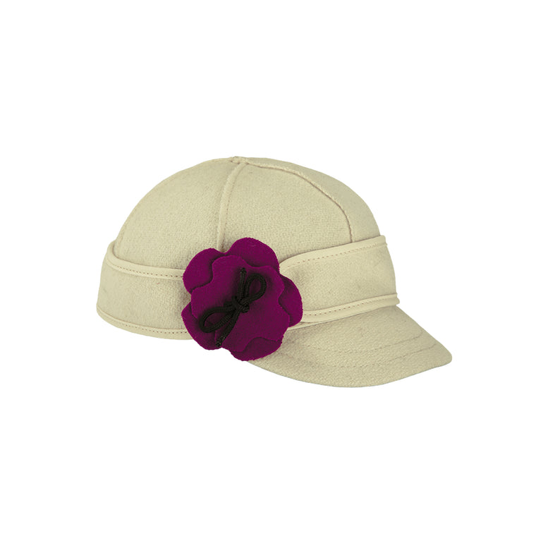 Lil' Kromer Petal Pusher Cap - White