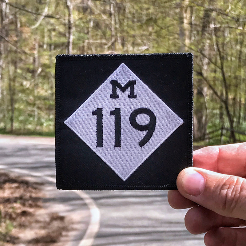 Tunnel of Trees M-119 Patch