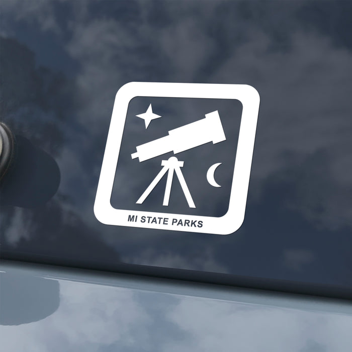 MI State Parks Activity Decal - Star Gazing