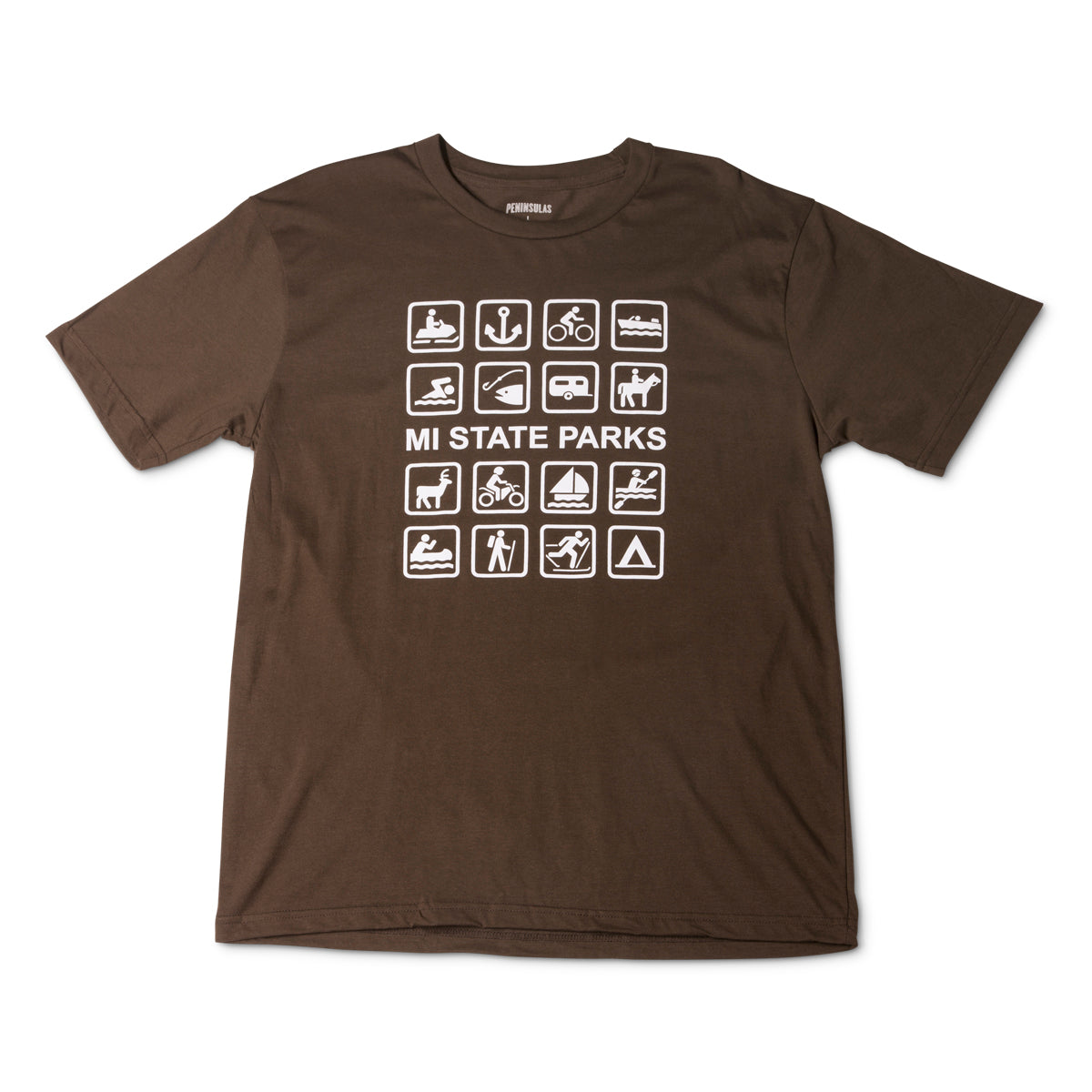 MI State Parks T-Shirt