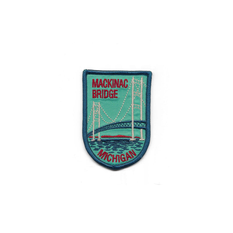 Mackinac Bridge Patch