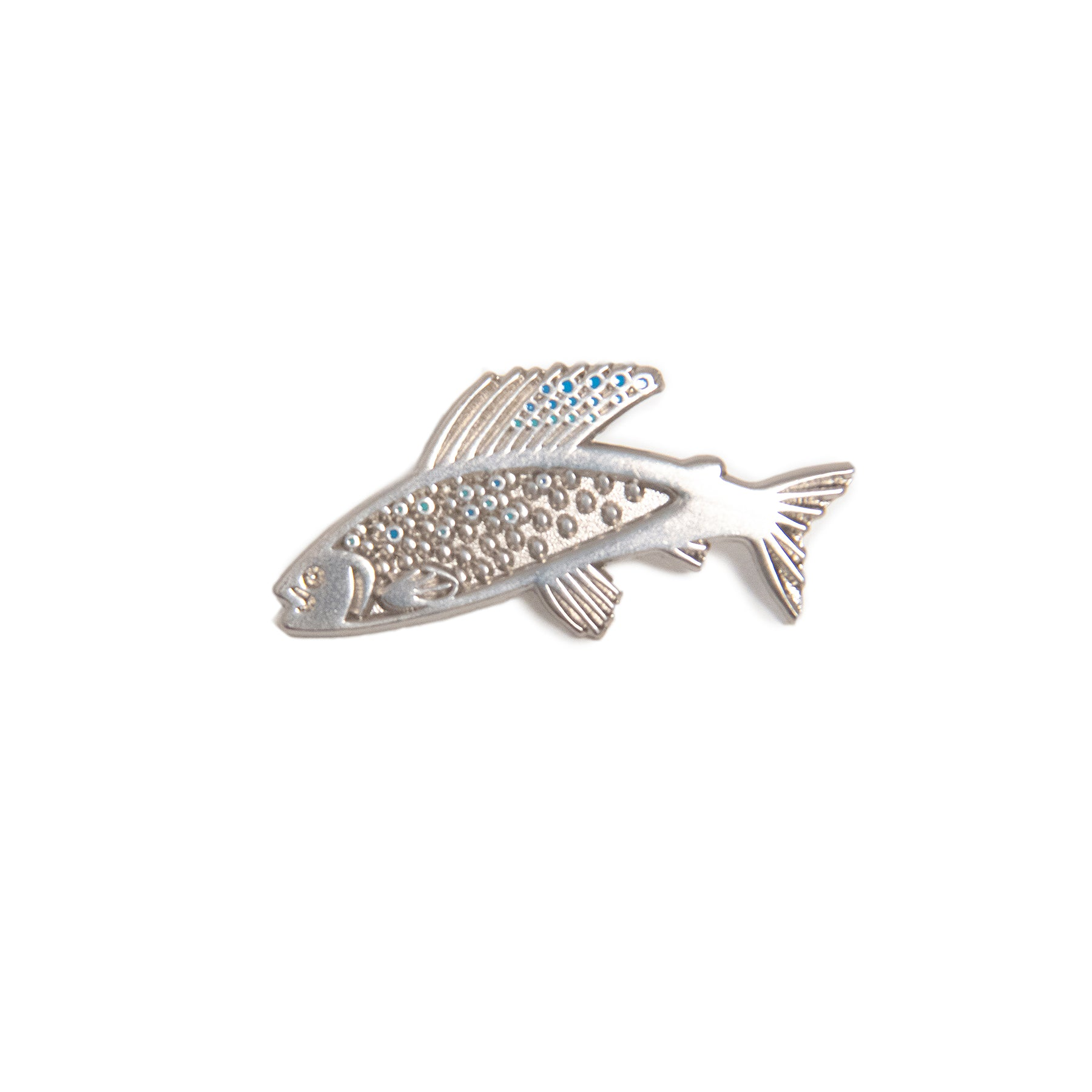 Michigan Arctic Grayling Initiative Enamel Pin