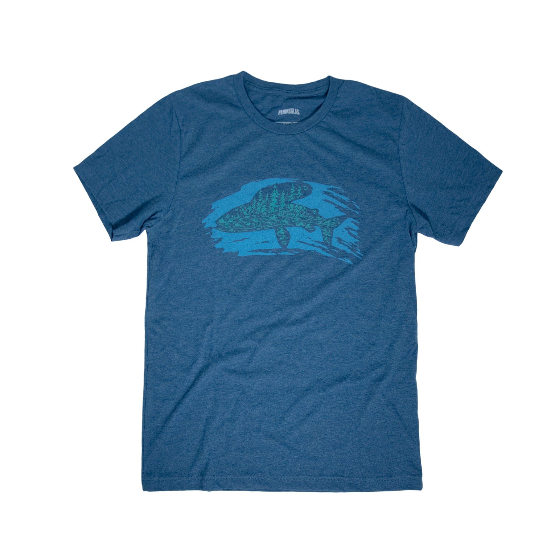 Michigan Arctic Grayling Initiative T-Shirt