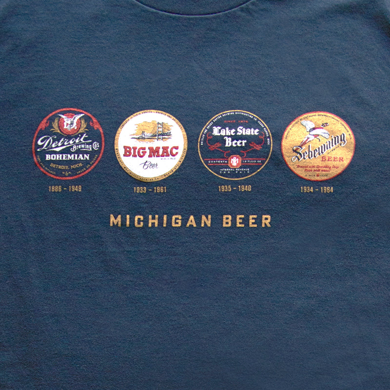 Michigan Beer T-Shirt