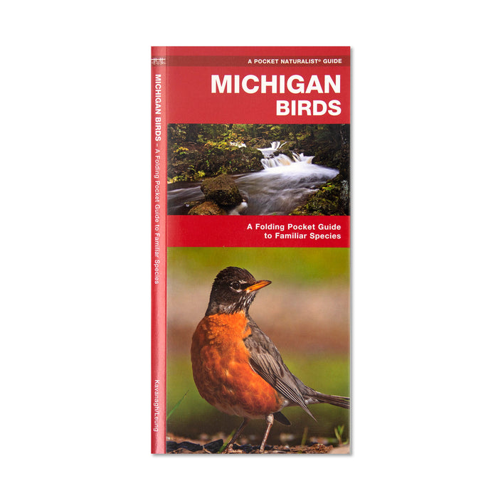 Michigan Birds Pocket Guide
