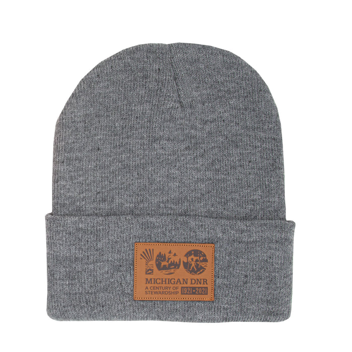Michigan DNR Centennial Beanie