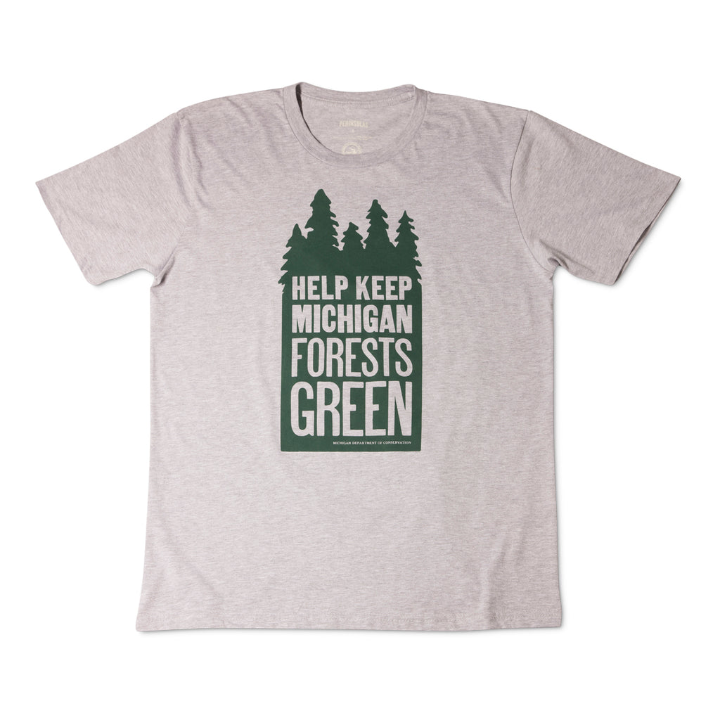 Keep Michigan Green T-Shirt