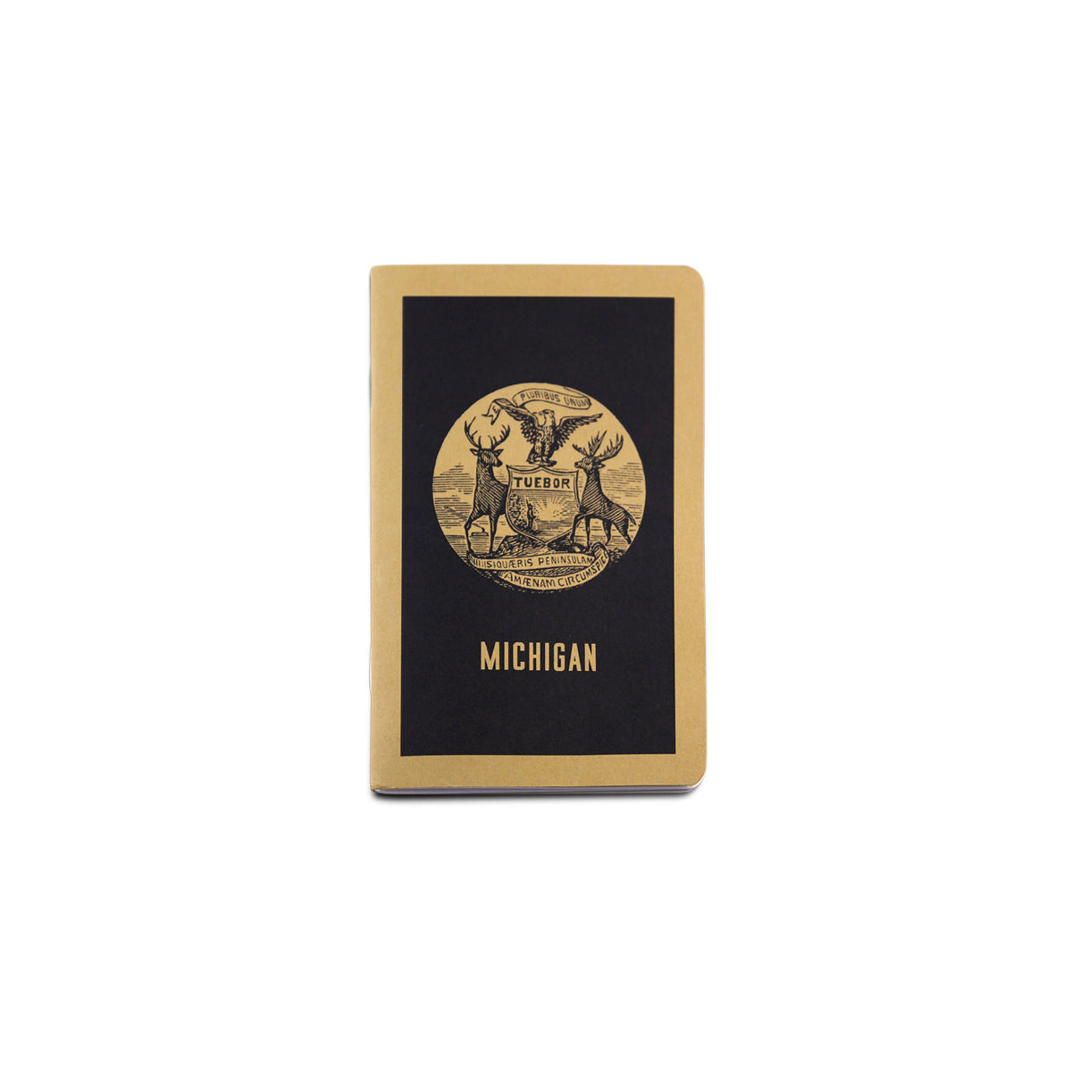 Michigan Seal Pocket Notebook