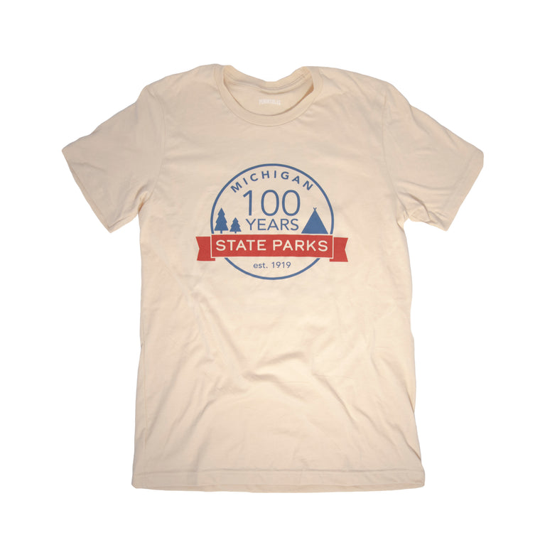 Michigan State Park Centennial T-Shirt