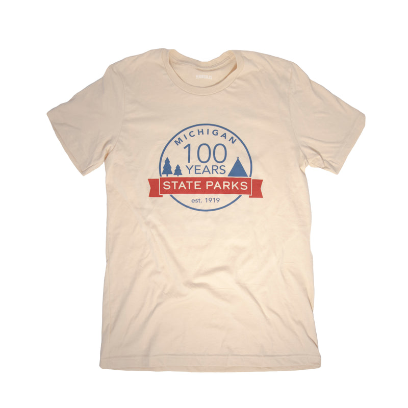 Michigan State Parks Centennial T-Shirt