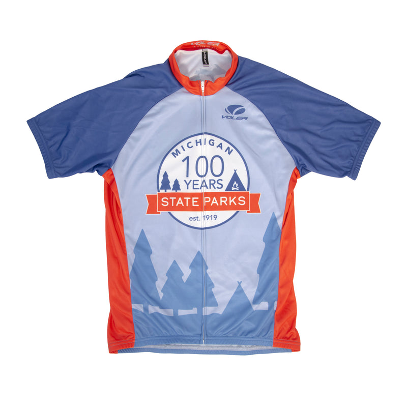 Michigan State Parks Centennial Bike Jersey