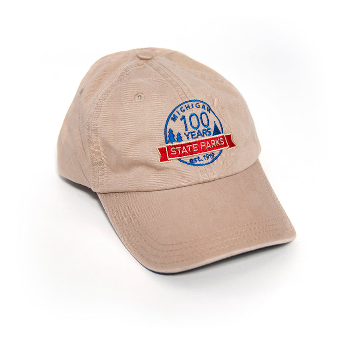 Michigan State Parks Centennial Dad Cap