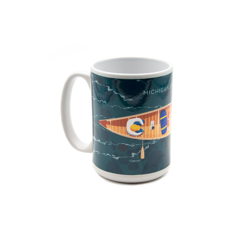Michigan State Parks Into the Wild Ceramic Mug