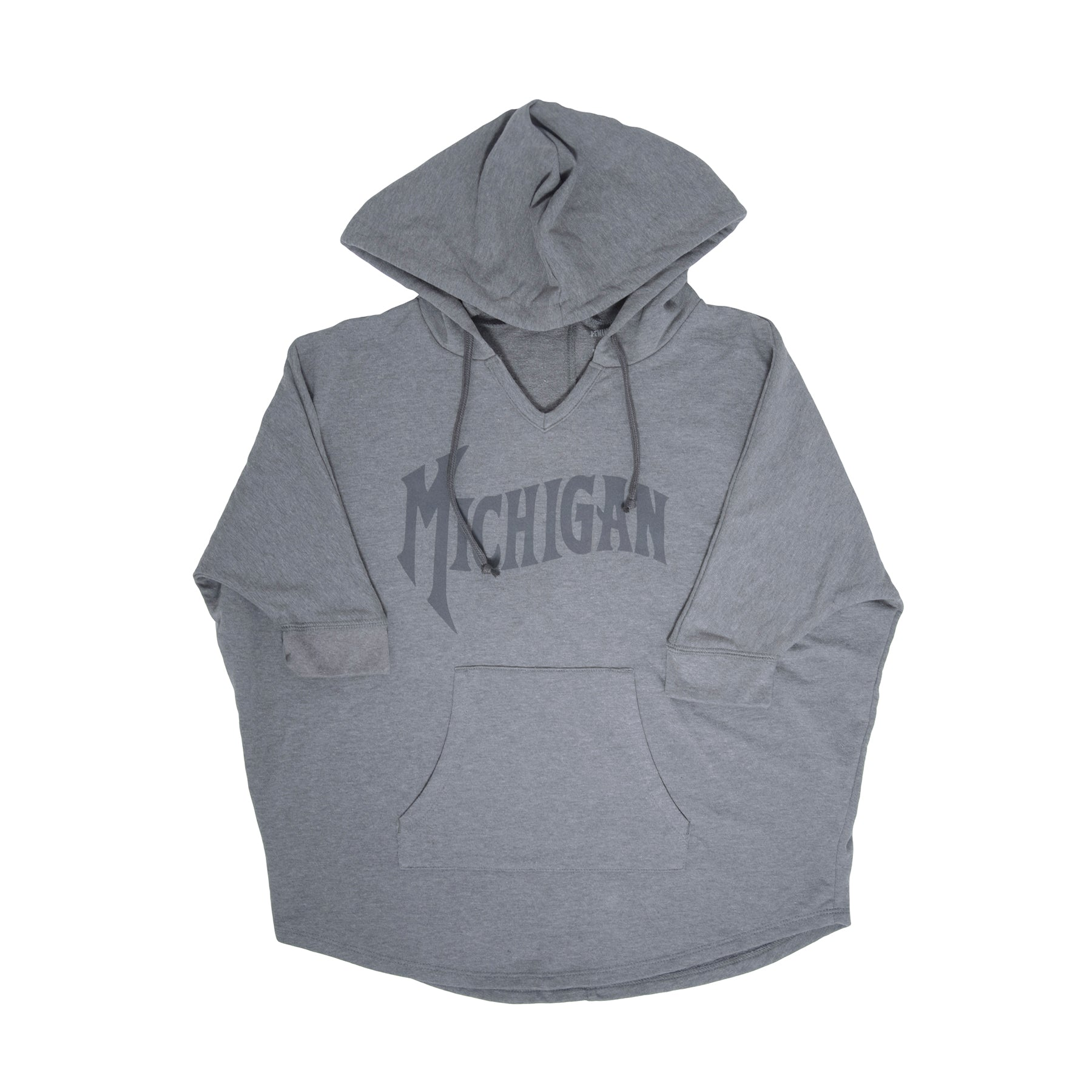 Michigan Wave Gameday Poncho
