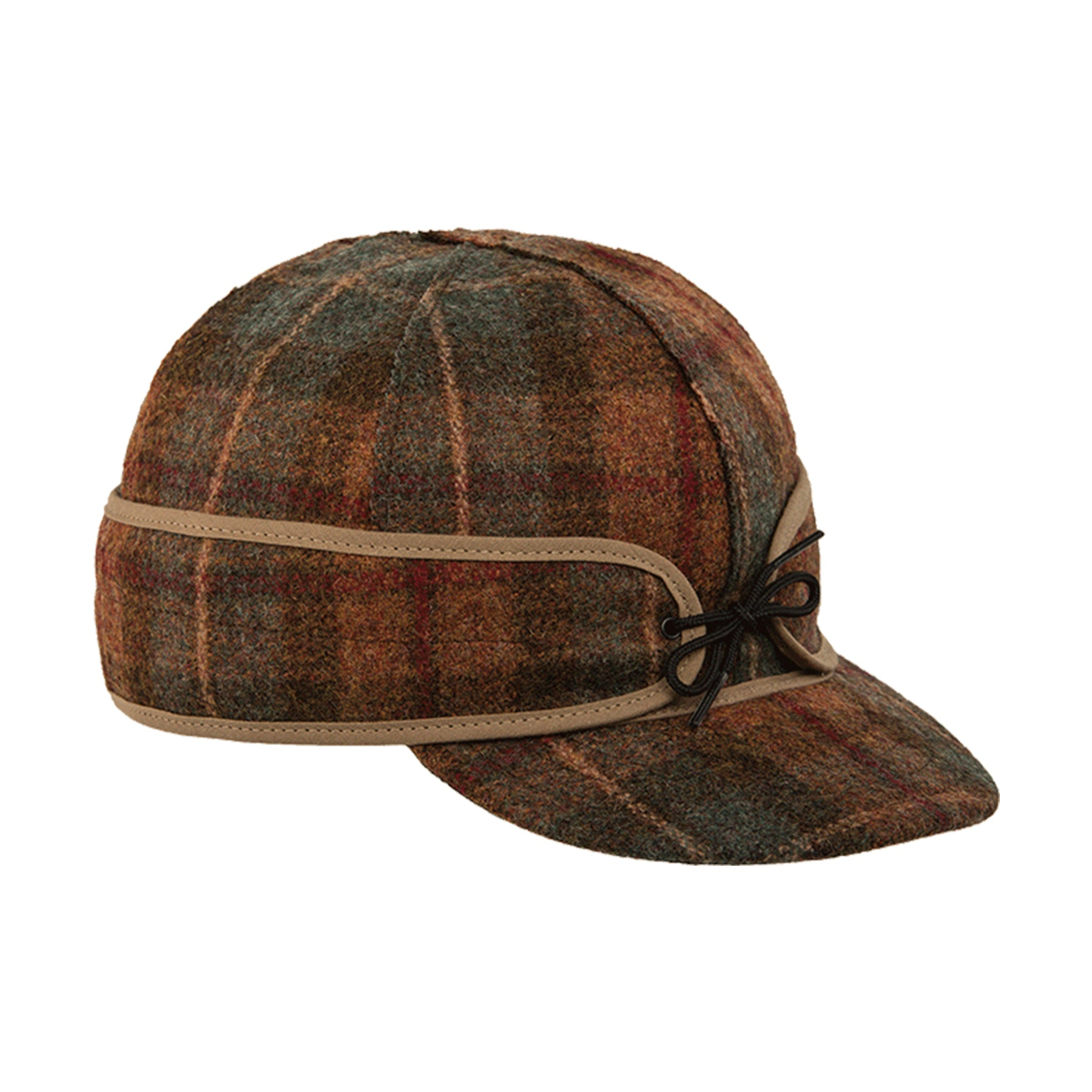 Original Stormy Kromer Wool Cap - Partridge Plaid