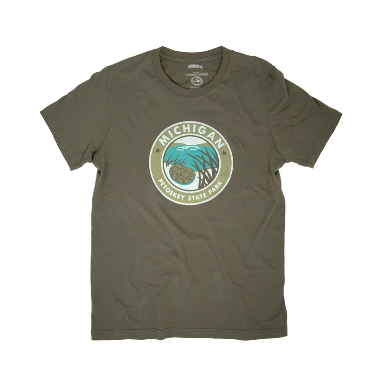 PTW Petoskey T-Shirt - Army