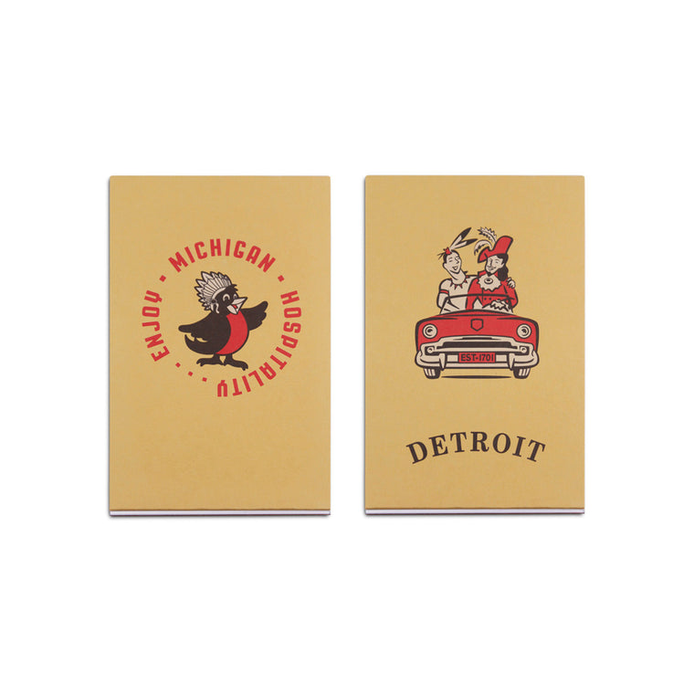 Set of 2 Reporter's Notebooks