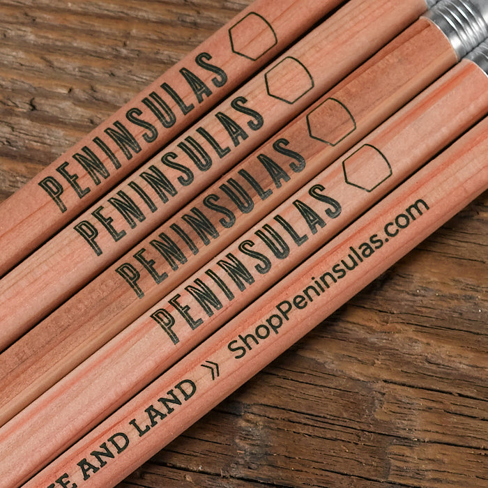 Set of Five Pencils