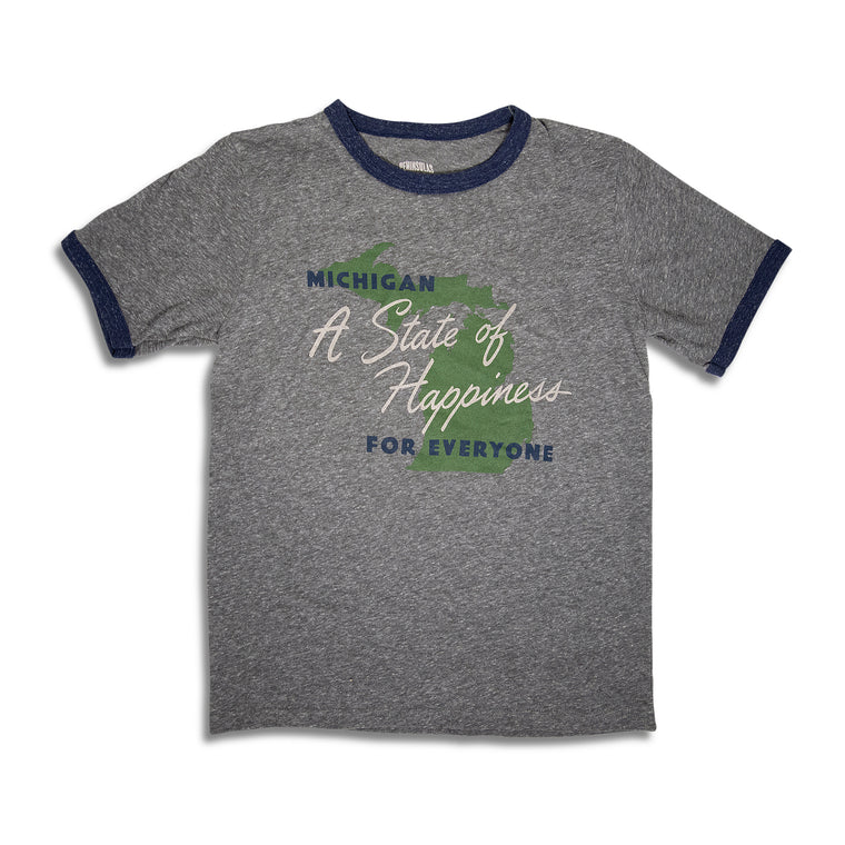State of Happiness T-Shirt