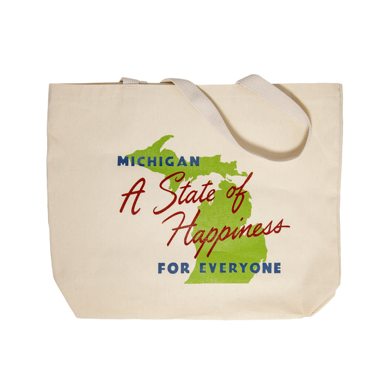 State of Happiness Tote