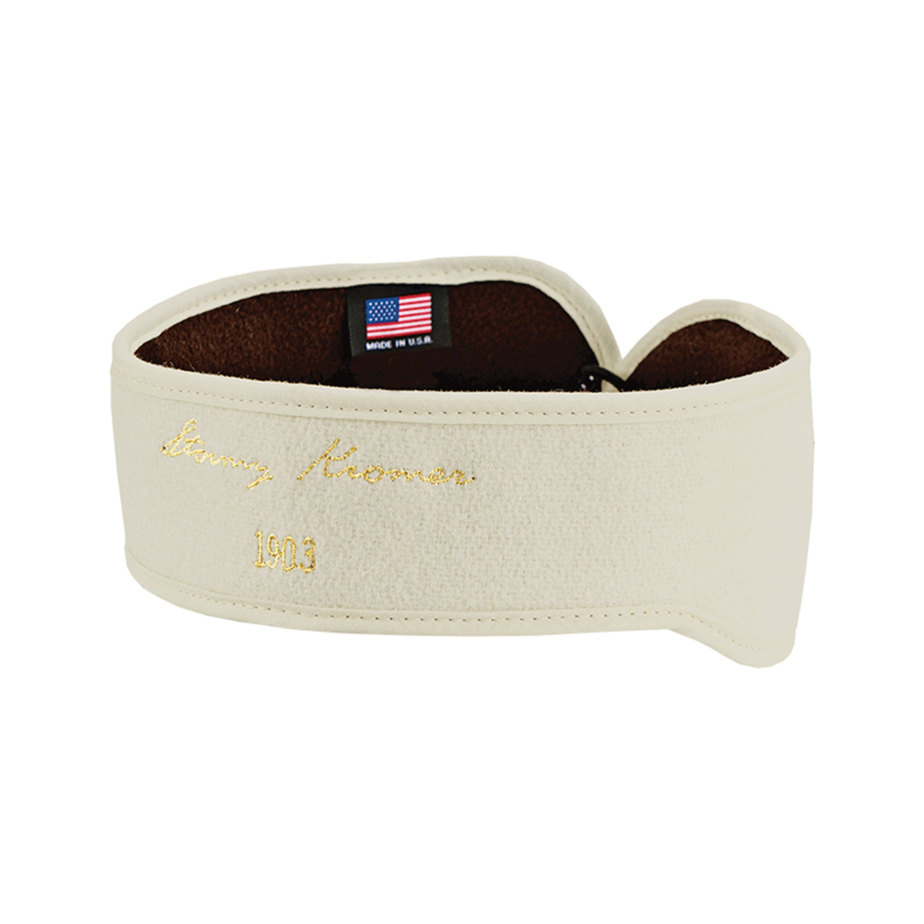 Stormy Kromer Convertible Headband - Winter White