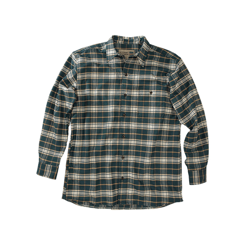 Stormy Kromer Flannel Shirt - Isle Royale